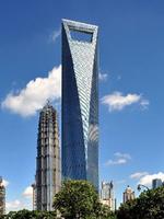 上海环球金融中心,陆家嘴顶级甲级办公楼