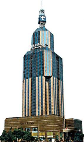 竹园商贸区CBD核心地段!中国通信贸易大厦写字楼出租!