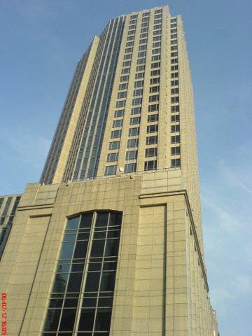 浦发银行大厦,高档办公楼