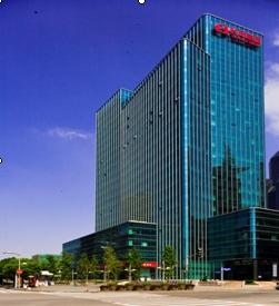 长泰国际金融大厦甲5A级涉外办公楼竹园商贸区CBD核心地段办公楼出租!地铁2.4.6.9号线五分钟!