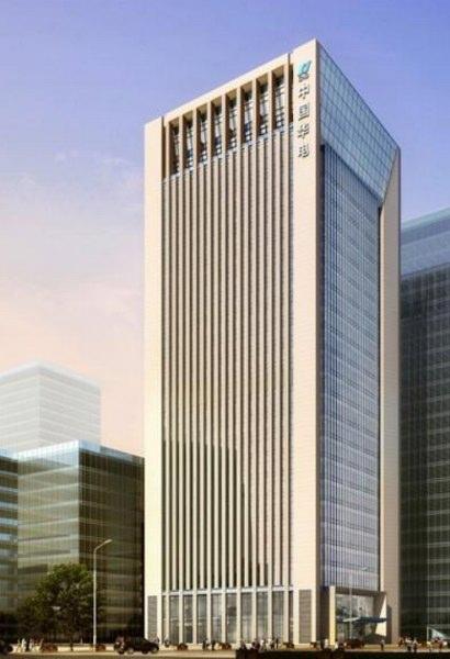 上海华电大厦,世博园区,标志性建筑,品质高大上