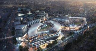 虹桥商务区,地铁2、10、17号线,绿地虹桥世界中心,200-10000不同面积