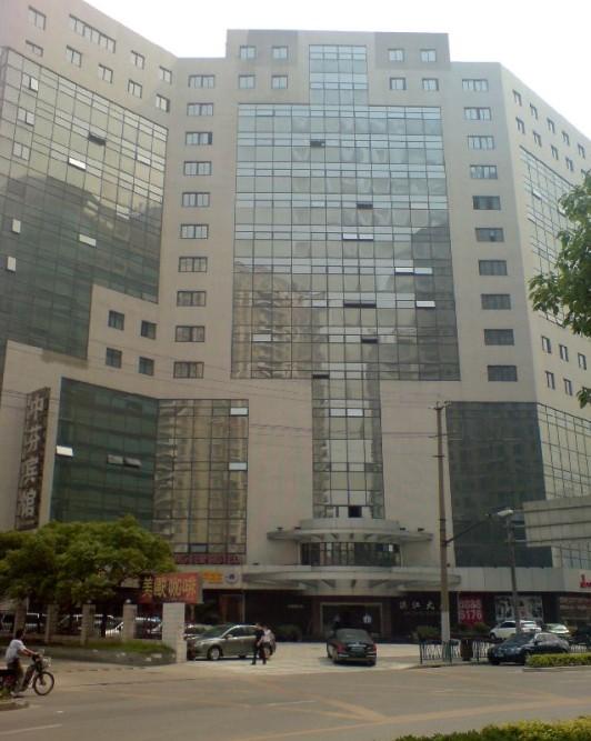 滨江大厦,八佰伴商圈