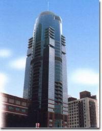 峻岭广场 正对电梯